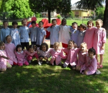 Bambini di Creola 2015